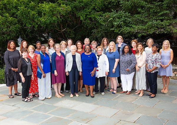 Women in Legislative Leadership